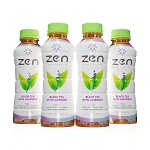 Zen Hemp Infusions Black Tea With Lavender (4 Pack)
