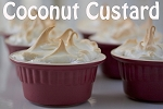 Coconut Custard Premium E-Liquid