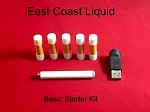 Liquid Coast - Basic Ecig Starter kit