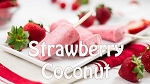 Strawberry Coconut Premium E-Liquid