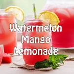 Watermelon Mango Lemonade Premium E-Liquid