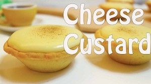 Cheese Custard Premium E-Liquid