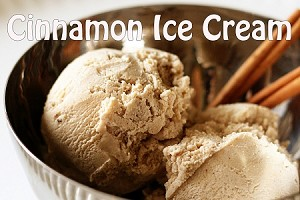Cinnamon Ice Cream Premium E-Liquid