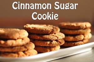 Cinnamon Sugar Cookie Premium E-Liquid