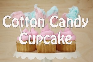 Cotton Candy Cupcake Premium E-Liquid