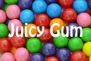 Juicy Gum Premium E-Liquid