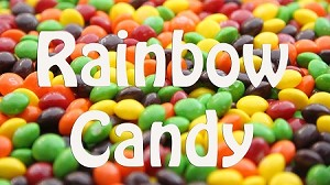 Rainbow Candy Premium E-Liquid