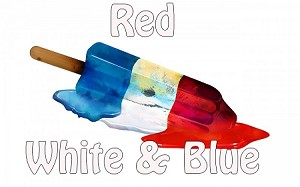 Red White & Blue Premium E-Liquid